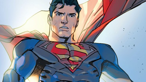 Jimmy Olsen quits the Daily Planet and joins up with a new hero in Metropolis, Soar.