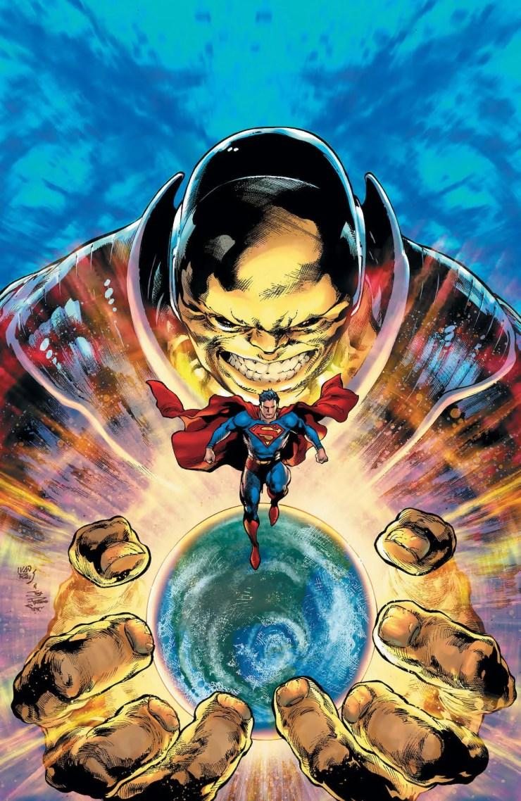 DC Preview: Superman #22