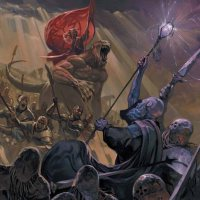 Catapult into 'The Last God Sourcebook' #1 for DnD-style play: An interview with Phillip Kennedy Johnson and Dan Telfer