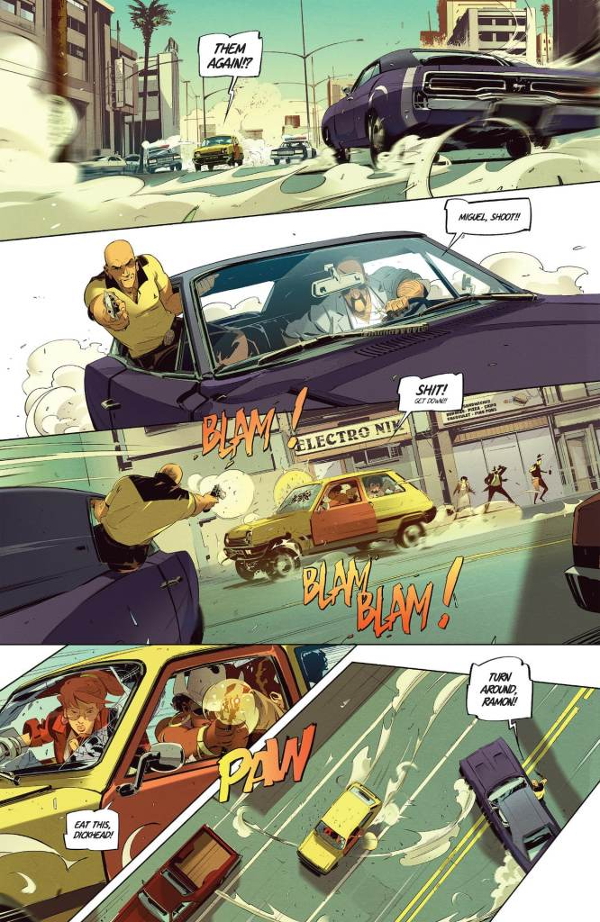 Image Comics Preview: Gunning for Ramirez