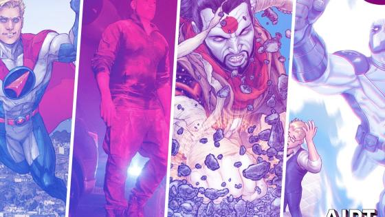 Get the scoop on all the Valiant Entertainment titles out over the next three months.