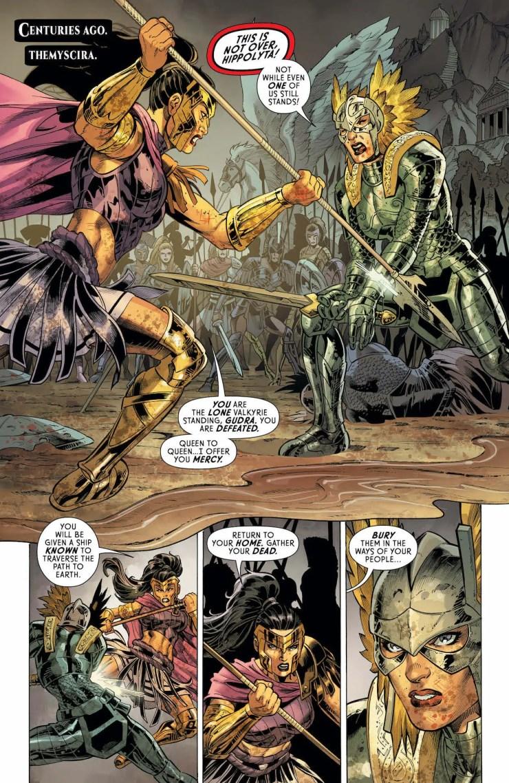 DC Preview: Wonder Woman #757