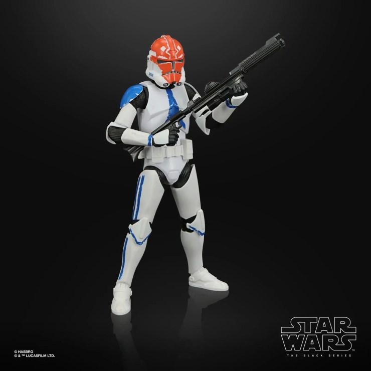 Black Series 332nd Ahsoka Clone Trooper