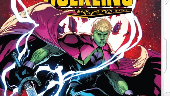 'Lords of Empyre: Emperor Hulkling' #1 Review