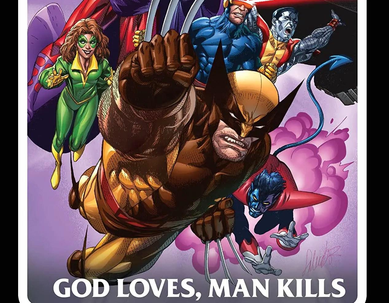 'X-Men: God Loves, Man Kills Extended Cut' #1 review
