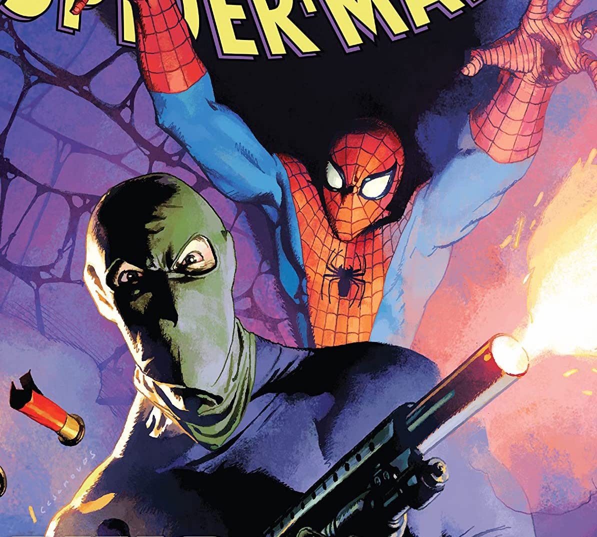 'Amazing Spider-Man' #45 review: Sets up a strong story arc