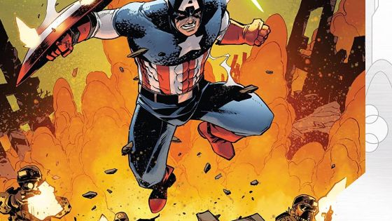 'Empyre: Captain America' #1 review