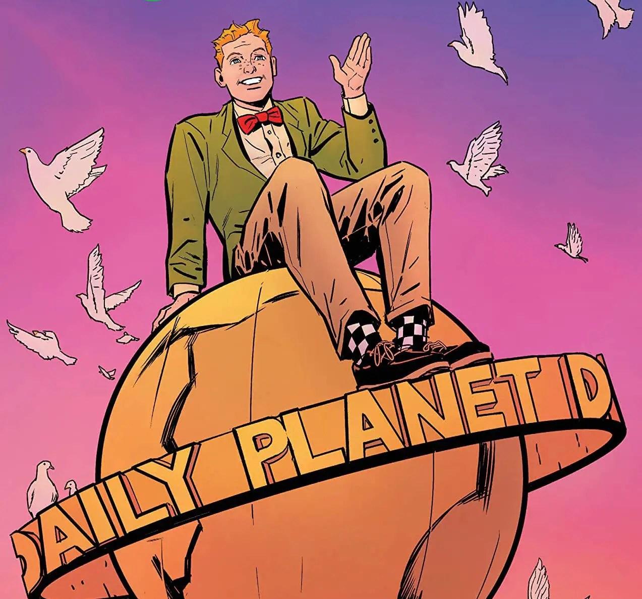 Superman's Pal, Jimmy Olsen #12