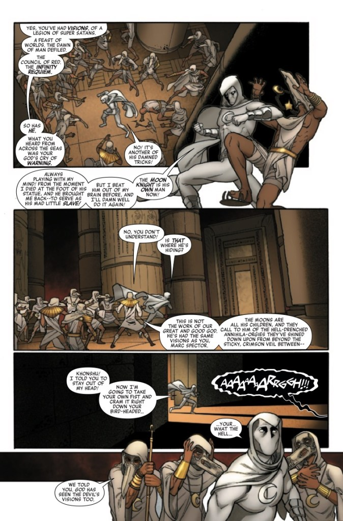 Moon Knight Avengers #33