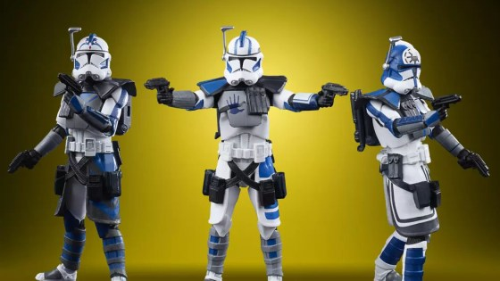 Star Wars Arc Trooper Pack 1