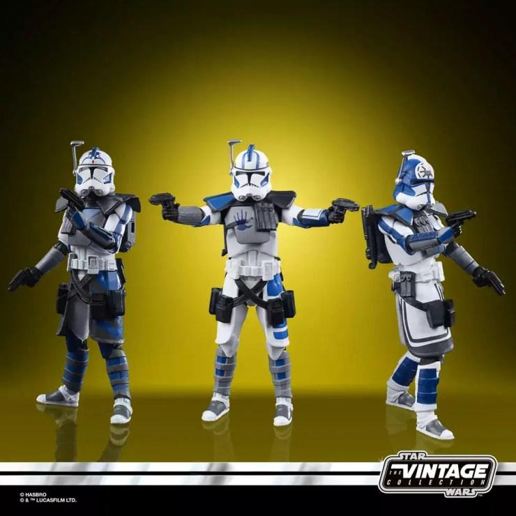 Star Wars Arc Trooper Pack 1