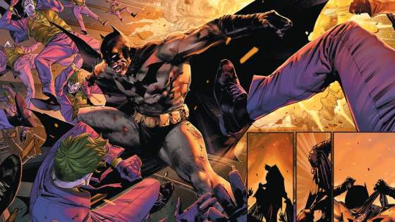 Batman must hold his mind together so he can strike the final blow and take back his city...