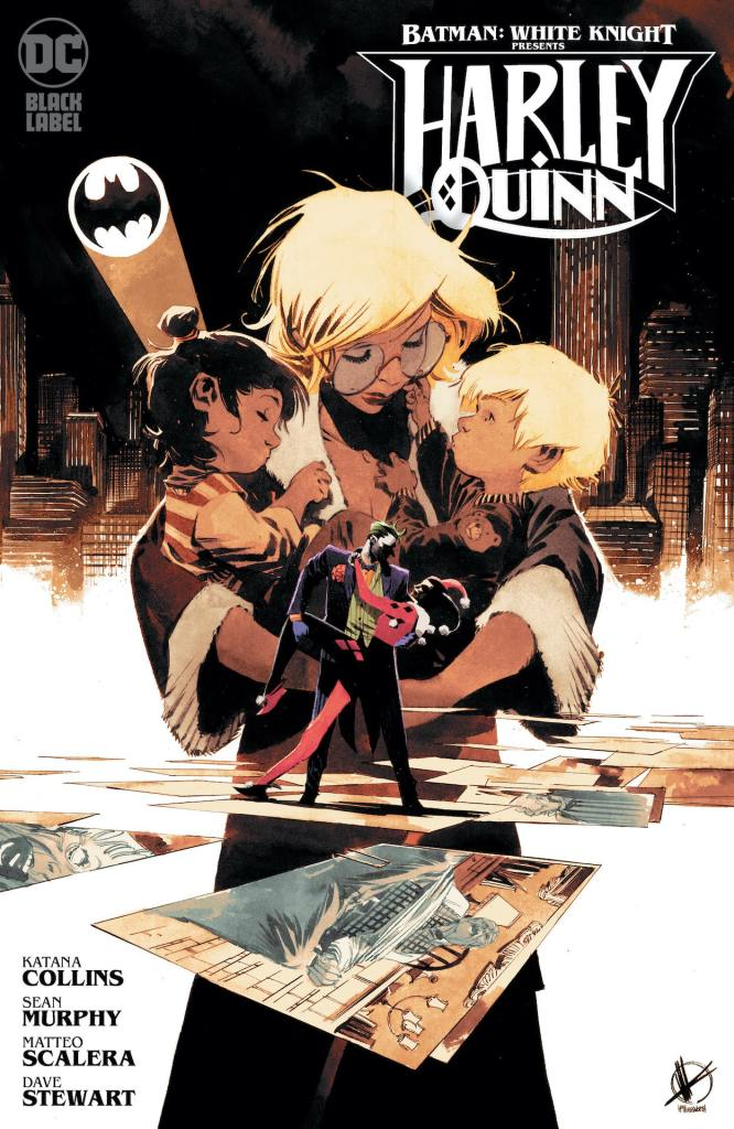 DC First Look: Batman: White Knight Presents Harley Quinn out October 20