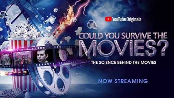 Could You Survive the Movies