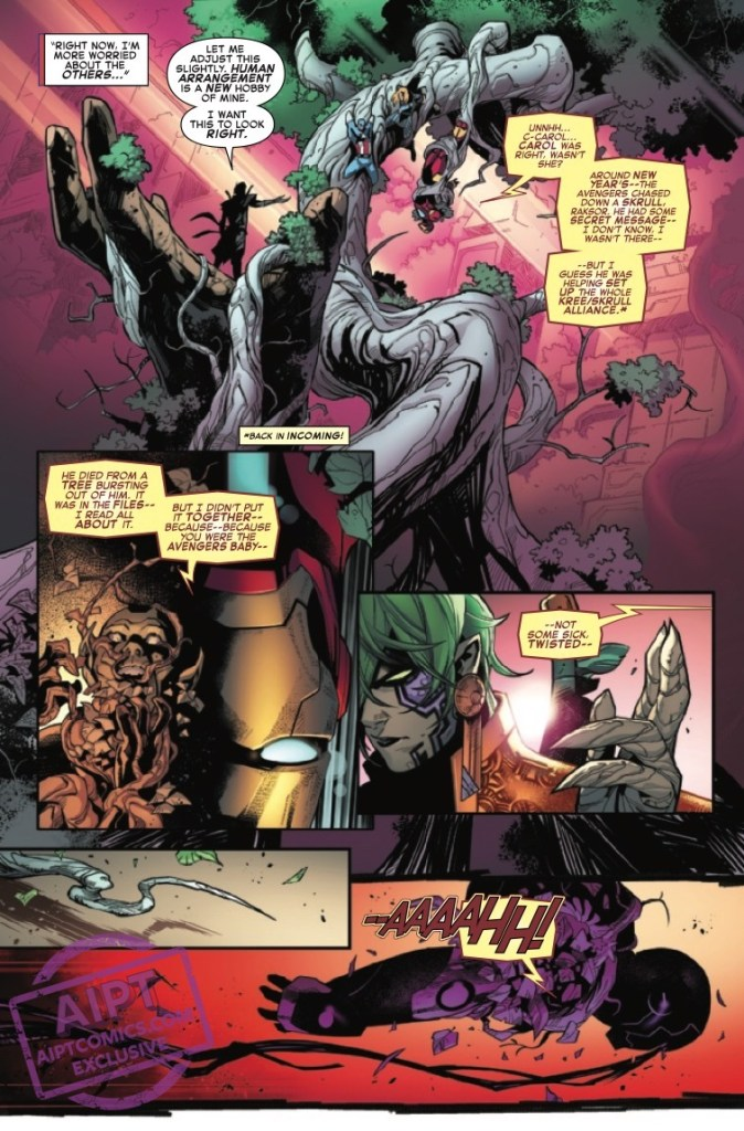 EXCLUSIVE Marvel Preview: Empyre #2