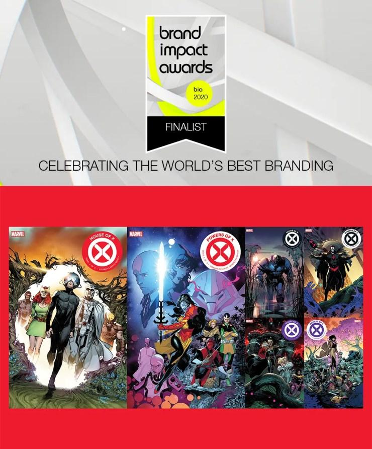 Brand Impact Awards Dawn of X