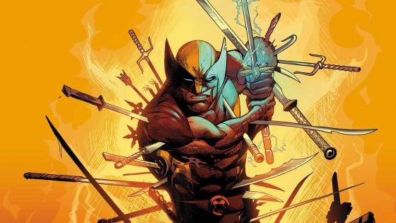 The cover art for Wolverine #6: X of Swords, Chapter 3 has been revealed!