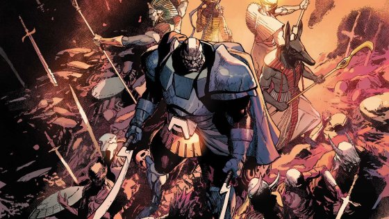 Get a look at the cover art for X-Men 13 which is chapter 10 in the X of Swords event.