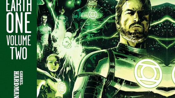DC Preview: Green Lantern: Earth One Vol. 2