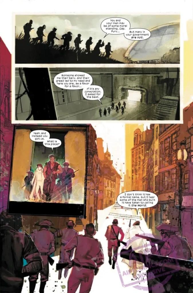 EXCLUSIVE Marvel Preview: Giant-Size X-Men: Fantomex #1