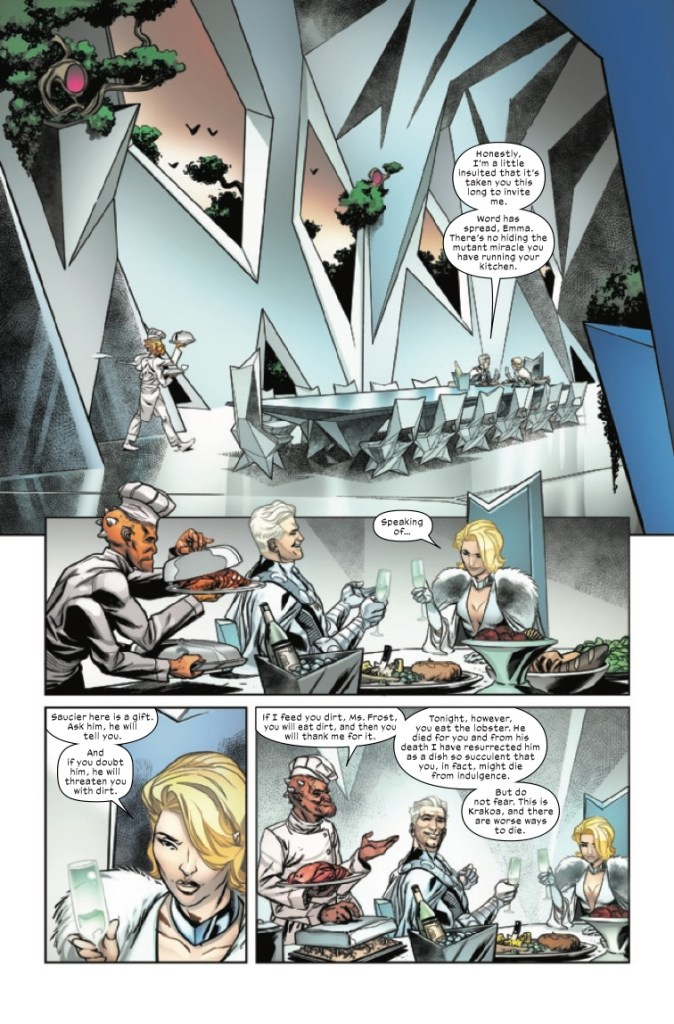 Marvel Preview: Giant-Size X-Men: Magneto #1