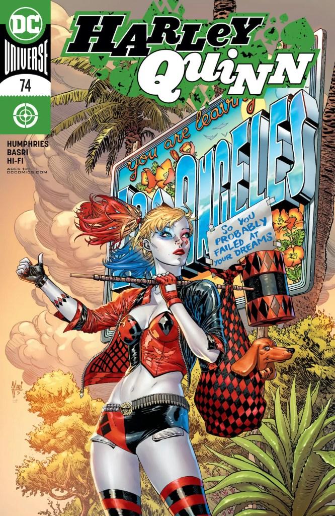 Harley Quinn #74
