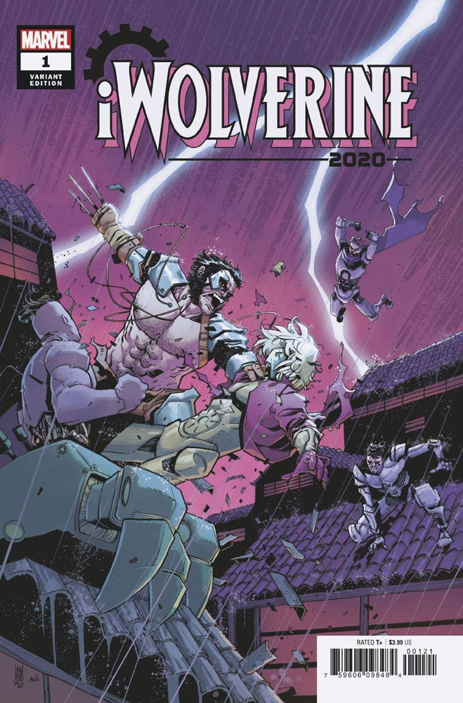 EXCLUSIVE Marvel Preview: 2020 iWolverine #1