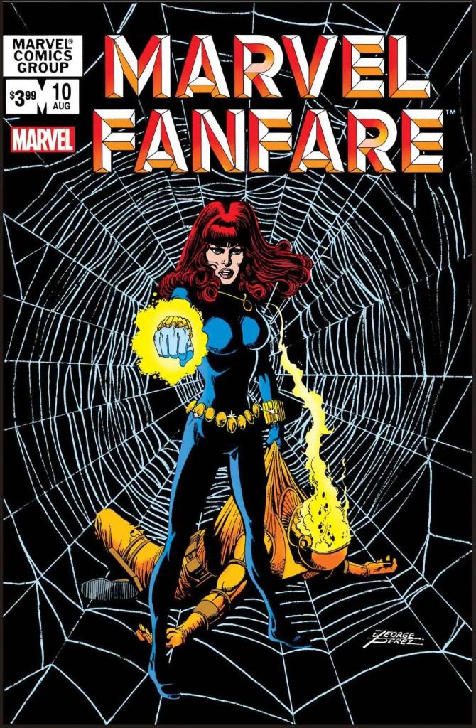 Marvel Comics Solicitations October