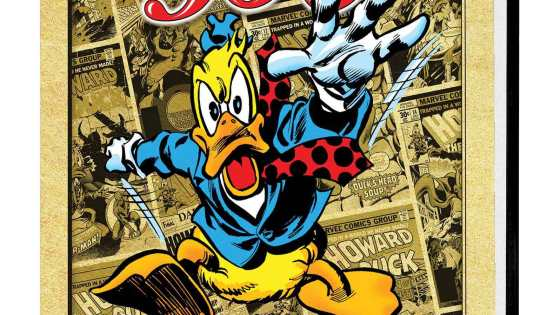 Howard the Duck will be waddling into our hearts in the 300th Marvel Masterworks collection.