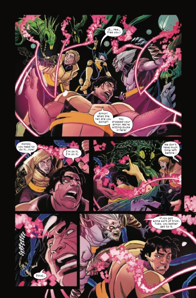 Marvel Preview: New Mutants #11