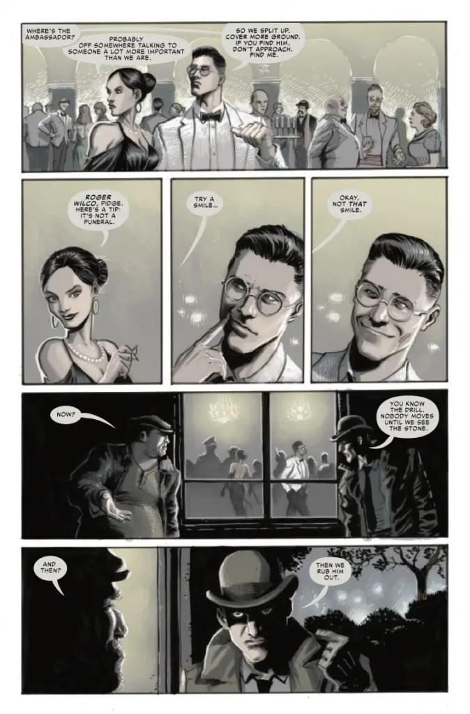 Marvel Preview: Spider-Man Noir #2