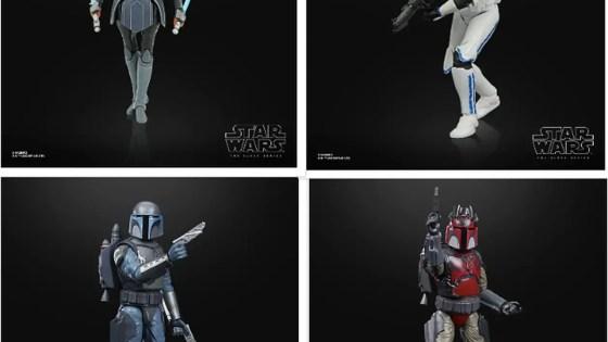 Black Series Clone Wars Season 7