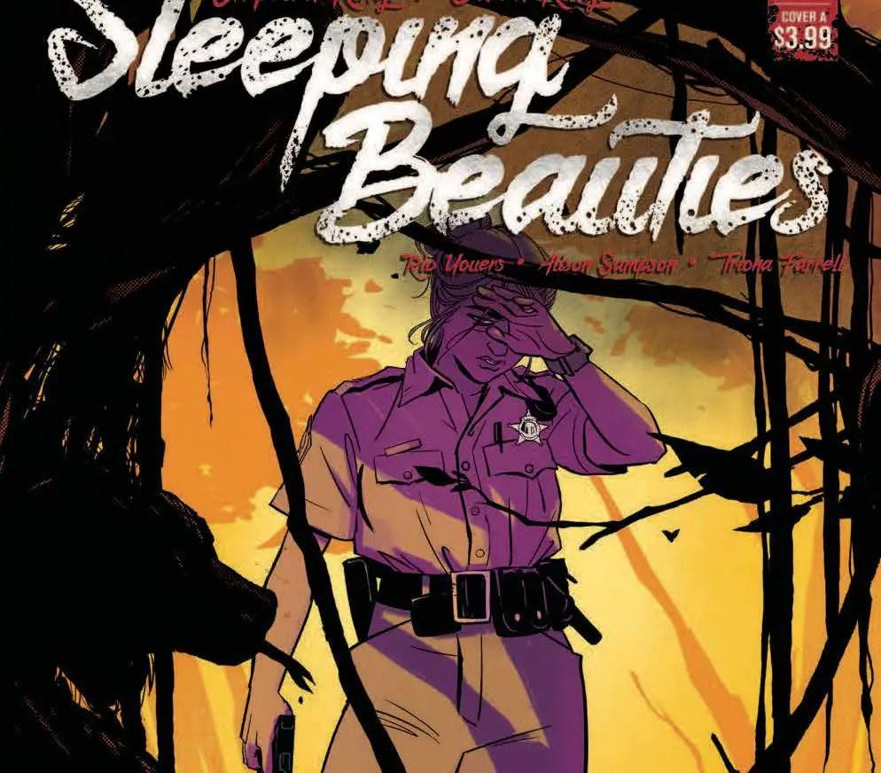 'Sleeping Beauties' #2 review