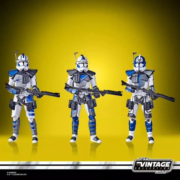 Star Wars ARC Trooper pack