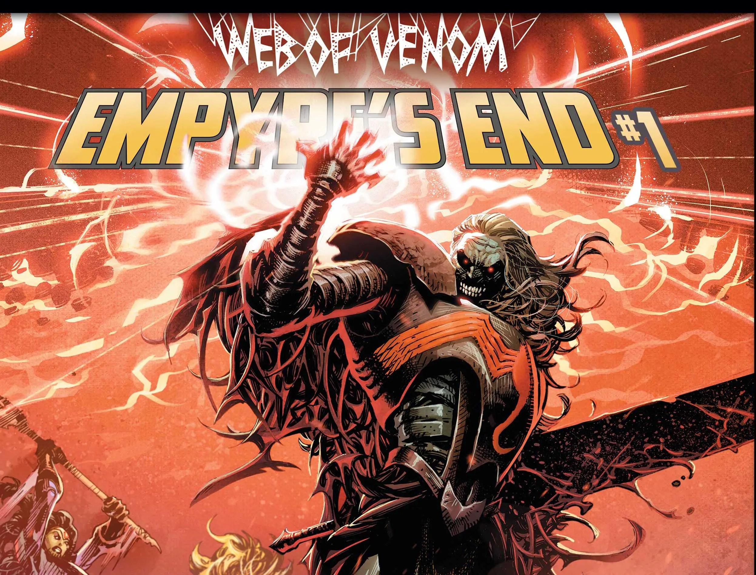 'Web of Venom: Empyre's End' #1 review
