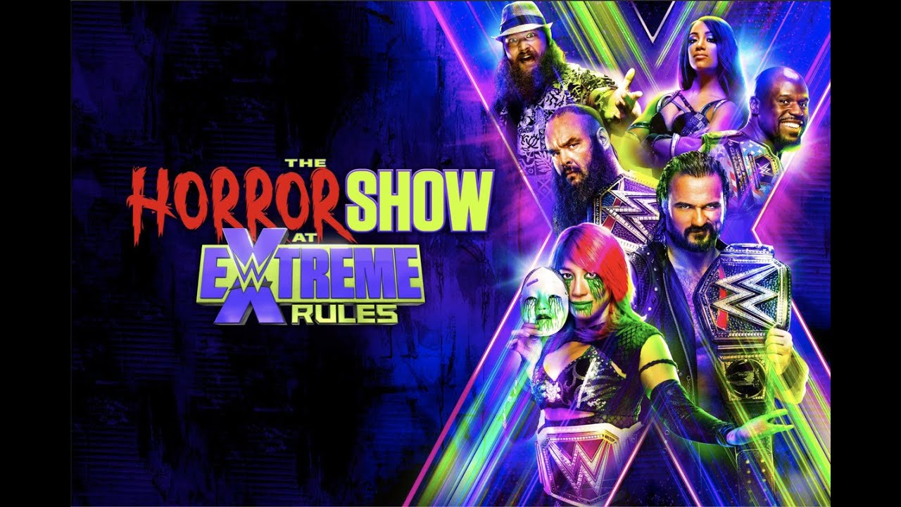 WWE's 'The Horror Show at Extreme Rules' review