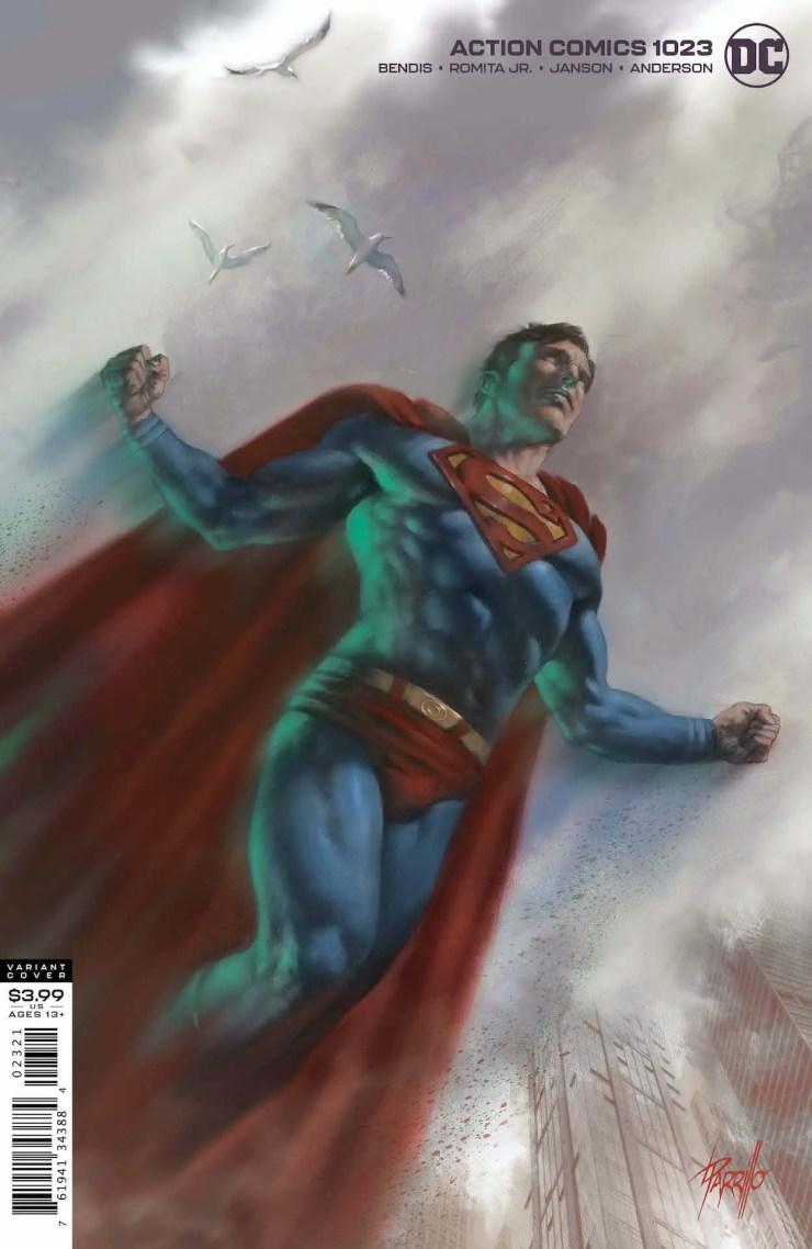 DC Preview: Action Comics #1023