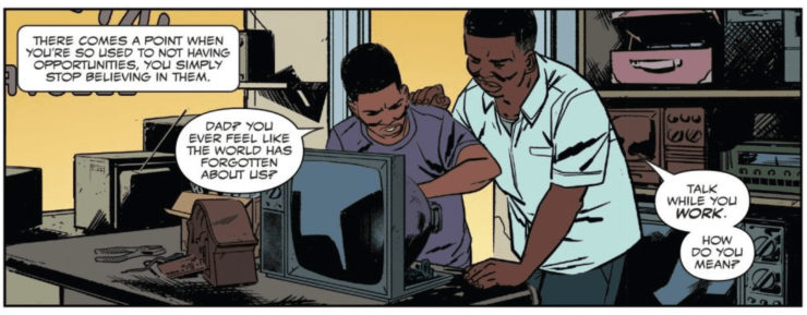 'Marvels Snapshot' tackles underrepresentation in science