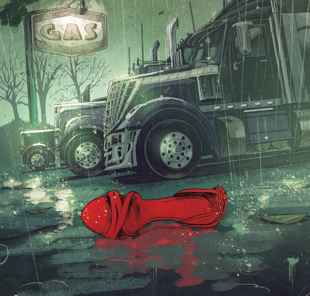 'Devil's Highway' #1 review: suspensful and haunting