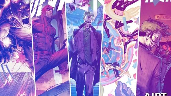Fantastic Five: Week of July 22, 2020