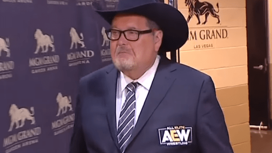 Good ole JR wants more rules and structures to AEW's matches.