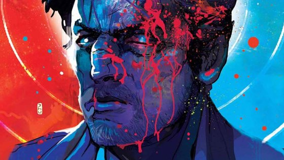 Oscar Isaac, Christian Ward, and Brian Buccellato team up for 'Head Wounds: Sparrow'