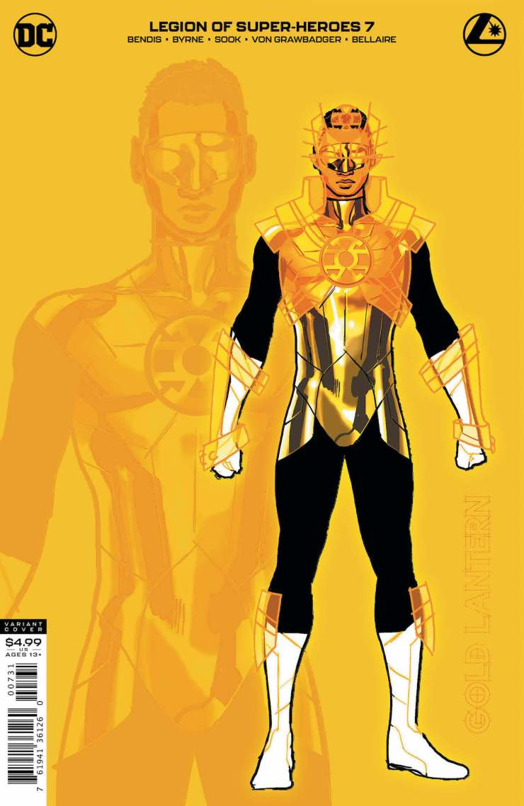 DC Preview: Legion of Super-Heroes #7