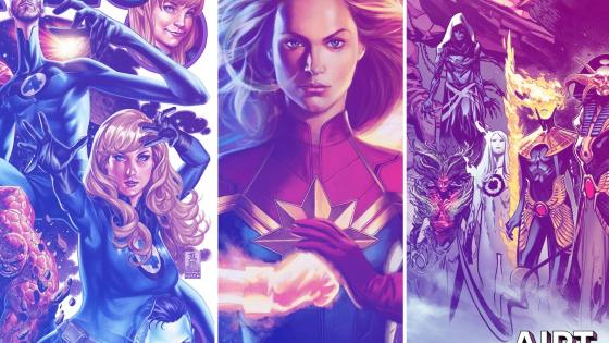 Marvel's The Pull List reveals R.B. Silva is drawing Fantastic Four and more!