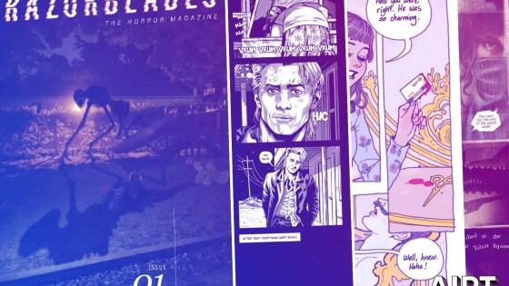 'Razorblades: The Horror Magazine' #1 review
