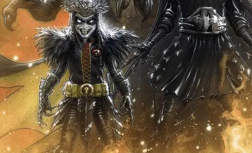 SDCC '20: Meet Dark Nights: Death Metal's newest villain, The Robin King