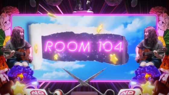 The second episode of Room 104 shows the life of a single woman and her many addictions.