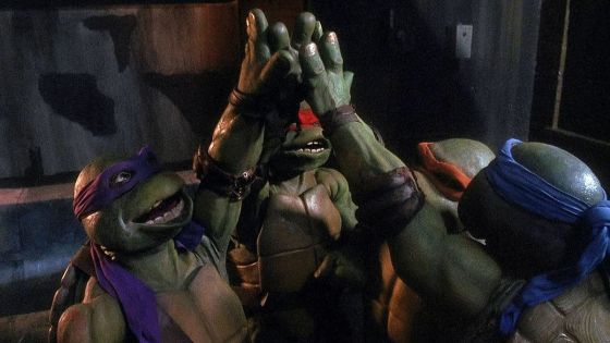 A fond look back at the original TMNT film, and why it almost never happened.