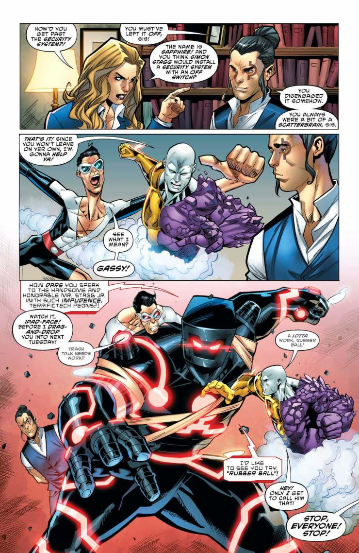 DC Preview: The Terrifics #29