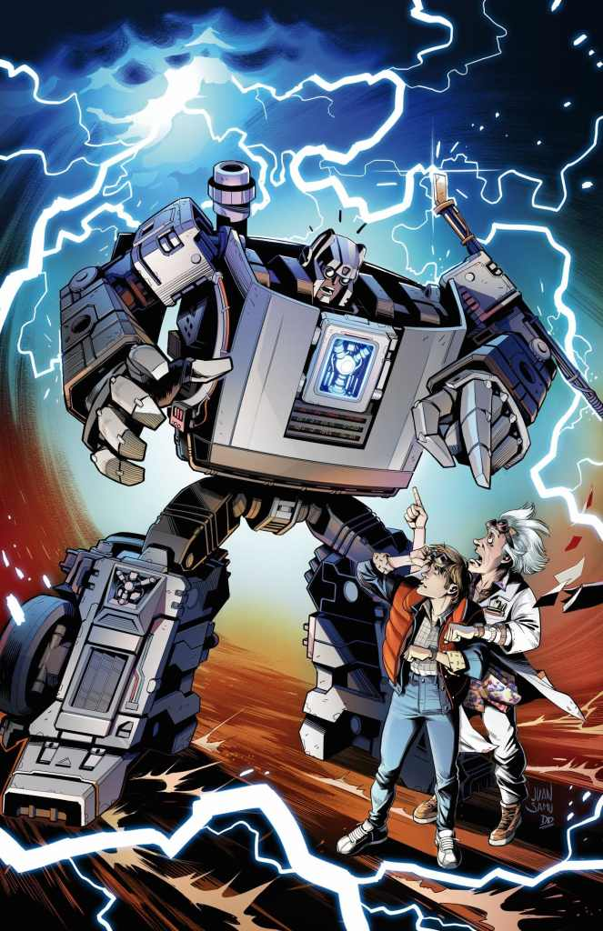 Back to the Future Transformers